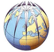 globe segments