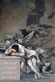 Goya's Sleep of Reason